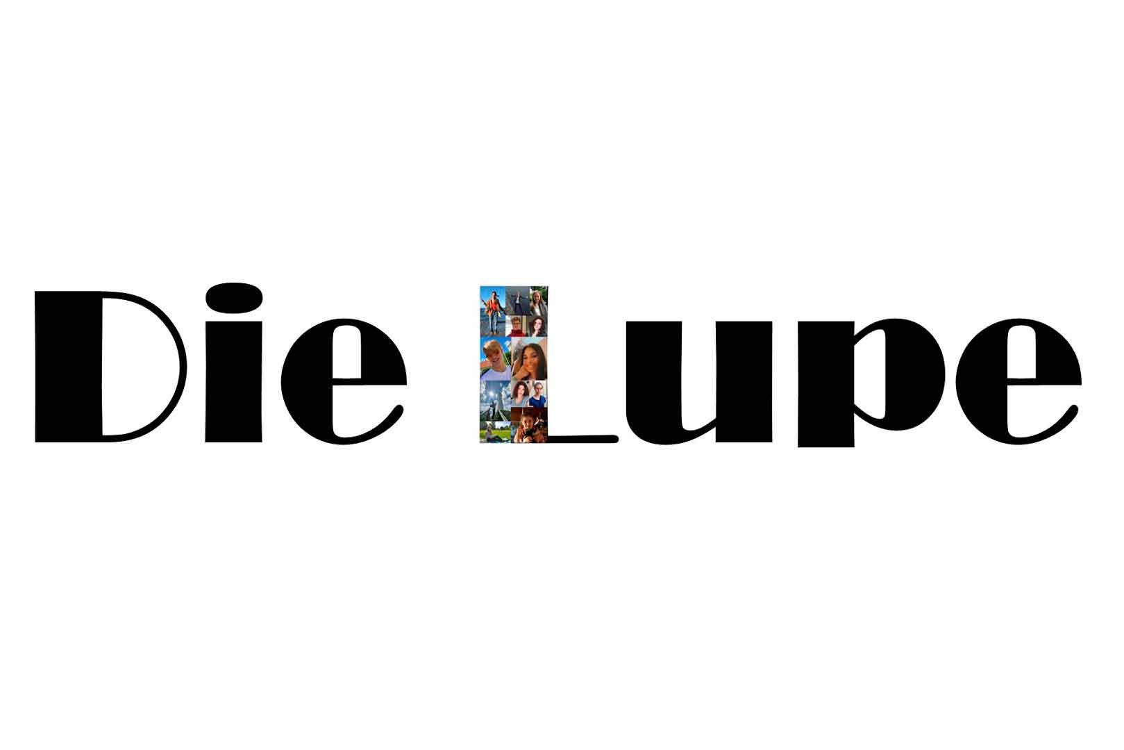 Die Lupe- Redaktion der Schülerzeitung